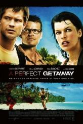 A Perfect Getaway (2009) afişi