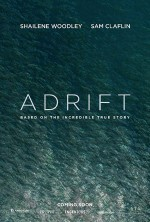 Adrift (2018) afişi