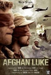 Afgan Luke (2011) afişi