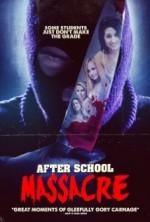After School Massacre (2014) afişi