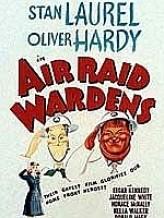 Air Raid Wardens (1943) afişi