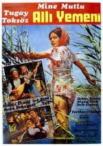 Allı Yemeni (1970) afişi