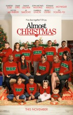 Almost Christmas (2016) afişi
