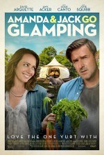 Amanda & Jack Go Glamping (2017) afişi