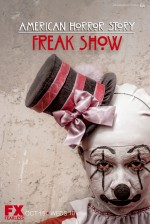 American Horror Story Sezon 4 (2014) afişi