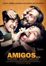 Amigos (2011) afişi