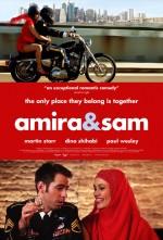 Amira & Sam (2014) afişi