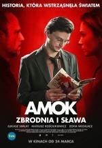 Amok (2017) afişi