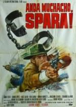 Anda Muchacho, Spara (1971) afişi