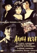 Anima nera (1962) afişi