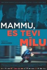 Anne, Seni Seviyorum (2013) afişi