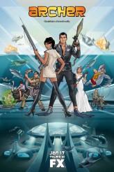Archer Sezon 4 (2009) afişi