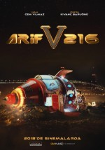 Arif v 216 (2018) afişi