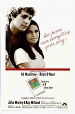 Aşk Hikayesi (1970) afişi
