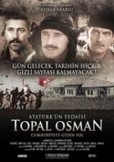 Atatürk'ün Fedaisi Topal Osman (2013) afişi