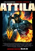 Attila (2013) afişi