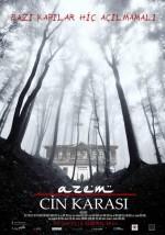 Azem: Cin Karası (2014) afişi