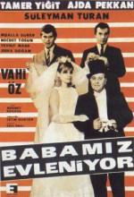 Babamız Evleniyor (1965) afişi
