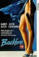 Backfire (1988) afişi