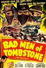 Bad Men Of Tombstone (1949) afişi