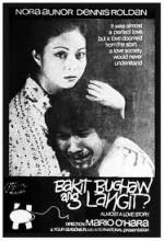 Bakit Bughaw Ang Langit? (1981) afişi