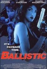 Ballistic (1995) afişi