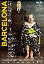 Barcelona (un Mapa) (2007) afişi