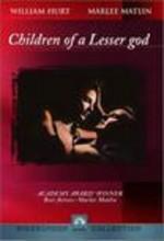 Başka Tanrının Çocukları (1986) afişi