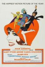 Baştan Aşağı Modern Millie (1967) afişi