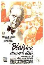 Béatrice Devant Le Désir (1944) afişi