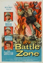 Battle Zone (1952) afişi