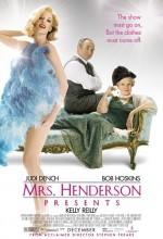Bayan Henderson Sunar (2005) afişi