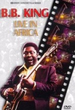 B.b. King: Live in Africa  afişi