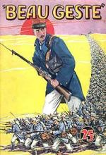 Beau Geste (ıı) (1926) afişi
