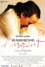 Beaumarchais L'insolent (1996) afişi