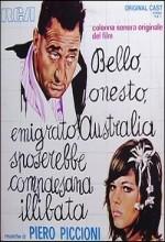 Bello, Onesto, Emigrato Australia Sposerebbe Compaesana Illibata (1971) afişi