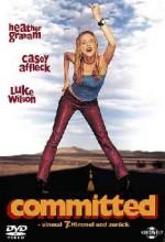 Beni Terk Eder Misin (2000) afişi