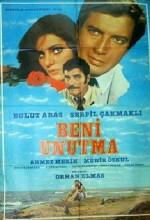 Beni Unutma (I) (1982) afişi