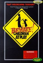 Beware: Children At Play (1989) afişi