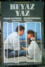 Beyaz Yaz (1987) afişi