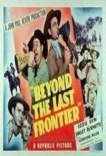 Beyond The Last Frontier (1943) afişi