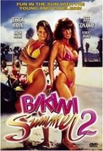 Bikini Summer 2 (1992) afişi