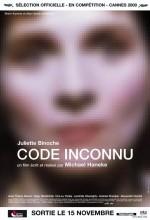 Bilinmeyen Kod (2000) afişi