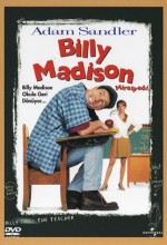 Billy Madison (1995) afişi