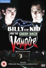 Billy The Kid And The Green Baize Vampire (1987) afişi