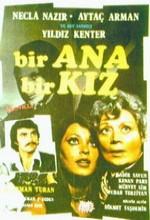 Bir Ana Bir Kız (1974) afişi