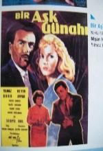 Bir Aşk Günahı (1962) afişi
