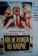 Bir Koltukta Iki Karpuz (1965) afişi