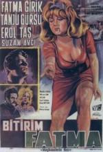 Bitirim Fatma (1964) afişi