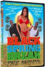 Black Spring Break: The Movie (1998) afişi